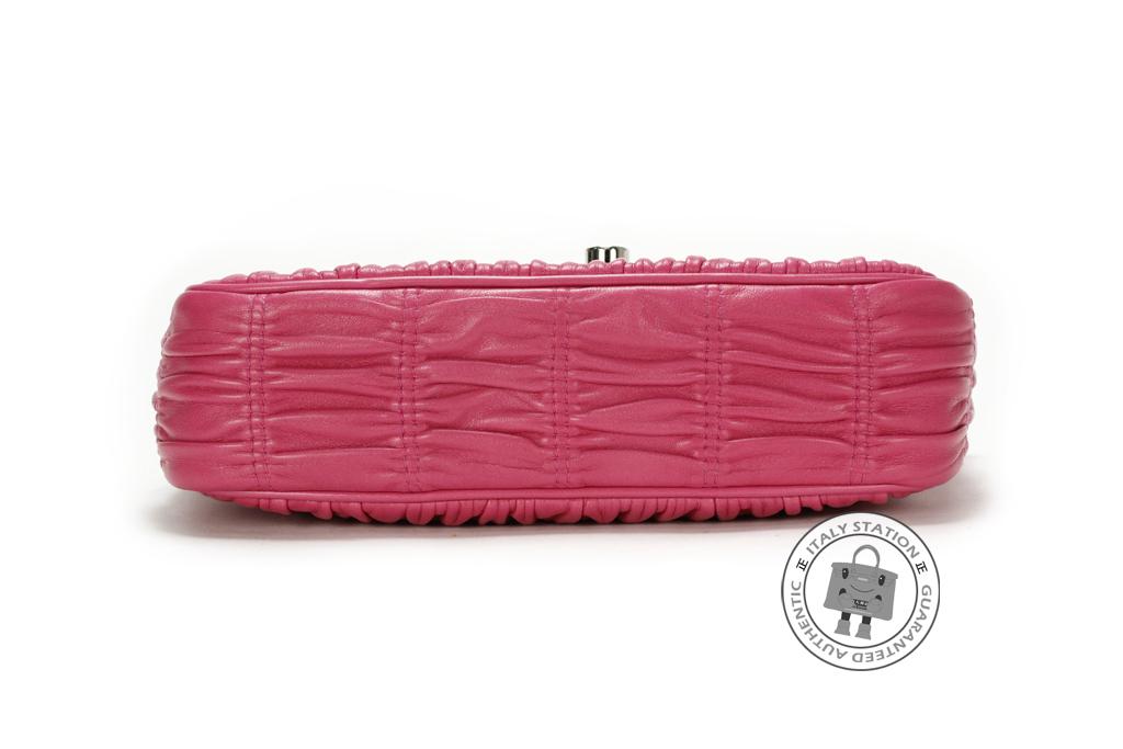 Prada Nappa Gaufre Pattina Shoulder Bag 37
