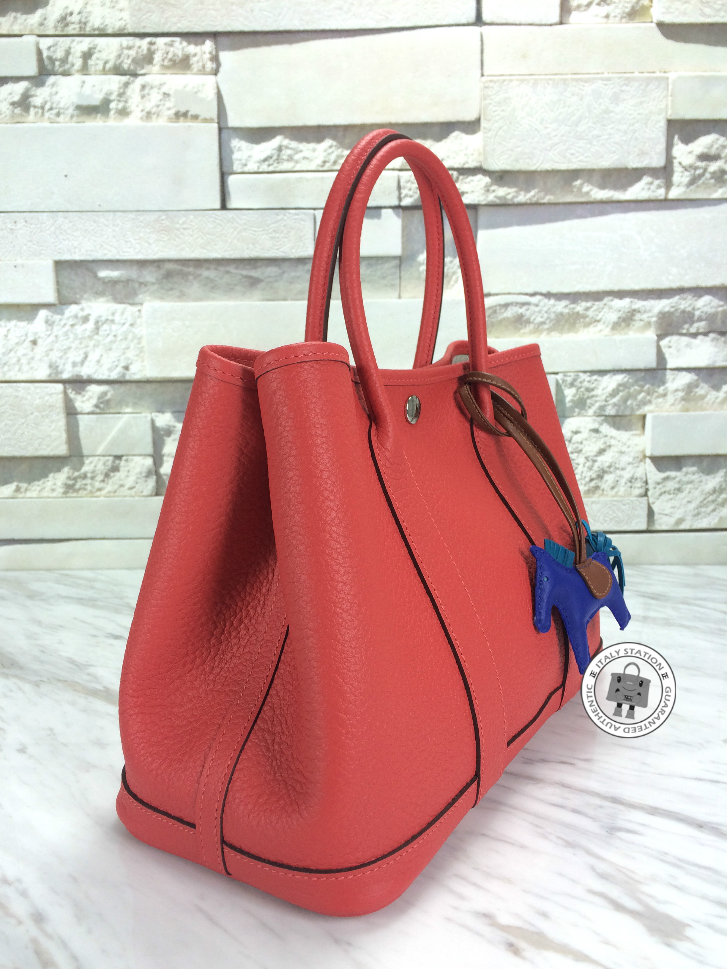 different styles of hermes bags - Hermes \u2013Garden Party TPM 30 ,Rouge Pivoine (2R) \u2013 �����վ ...